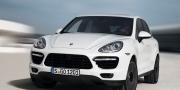 Фото Porsche cayenne turbo s 2013
