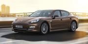 Фото Porsche panamera platinum edition 2012