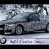 Посмотрите на новый BMW 4-Series Coupe в движении