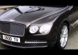 Промо-видео нового Bentley Flying Spur