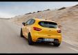 Renault показывает тест-драйв нового Clio RS 200 EDC