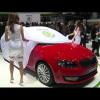 Skoda Octavia Combi был представлен на автослаоне Женеве