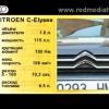 Тест-драйв CITROEN C-Elysee от АвтоПлюс