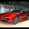 Видео нового концепта спортивного седана Gloria от Alfa Romeo