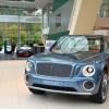 Новый автомобиль Bentley будет выпускаться в странах Восточной Европы