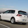Предварительный обзор нового полностью электрифицированного Volkswagen Golf-e Mk7