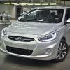 Обнародованы цены на обновленный Hyundai Solaris
