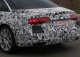 Новый Audi A8 замечен на дорогах