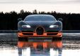 Bugatti Veyron вновь попал в Книгу рекордов Гиннеса, как самый высокоскоростной автомобиль.