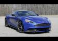 Эффект пристусвия в новом Aston Martin Vanquish