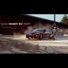 Гонки Peugeot RCZ против горного велосипеда в новом промо видео