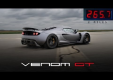 Hennessey Venom GT устанавливает рекорд скорости в 427,6 км/ч