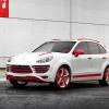 TopCar  презентовало новое необычное дизайнерское решение Porsche Cayenne Vantage 2, под названием «Красный Дракон»