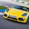 Тест-драйв маленького, но очень злого купе Porsche Cayman