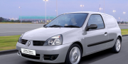 Фото Renault clio campus van uk 2006-09