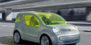 Фото Renault ze concept 2008