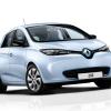 Фото Renault zoe 2012