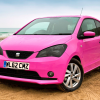 Фото Seat mii miinx uk 2012
