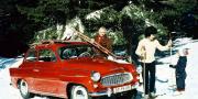 Фото Skoda octavia 1959-64