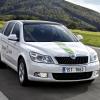 Фото Skoda octavia green e-line test car 2012