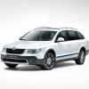 Фото Skoda superb combi outdoor 2012