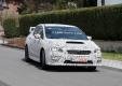 Шпионские фотографии  Subaru WRX 2015