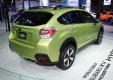 К концу года в продажу поступит гибрид Subaru XV