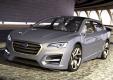 Фото Subaru advanced tourer concept 2011
