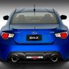 Фото Subaru brz sport kit australia 2012