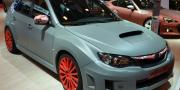 Фото Subaru impreza wrx sti essen motor show 2012