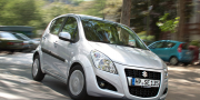 Фото Suzuki splash active plus 2013