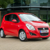 Фото Suzuki splash uk 2012