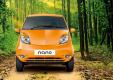Tata Nano — cамый дешевый новый автомобиль в мире
