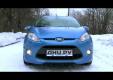 Тест-драйв Ford Fiesta с Федором Буцко