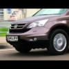 Тест-драйв Honda CR-V с Федором Буцко
