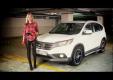 Тест-драйв нового Honda CR-V