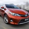 Фото Toyota corolla levin zr 2012