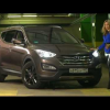 Видео тест-драйв Hyundai Santa Fe 2013