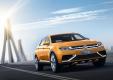 Купешка Volkswagen CrossBlue разгоняется до 100 км/ч за 5,9 секунд