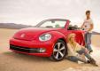 Фото Volkswagen beetle cabriolet 2013