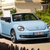 Фото Volkswagen beetle cabriolet 60s edition 2013