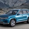 Фото Volkswagen crossblue concept 2013