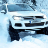 Фото Volkswagen snowareg 2012