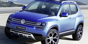 Фото Volkswagen taigun concept 2012