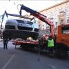 Стоимость эвакуация автомобилей в Подмосковье равна 4,5 тысячи рублей