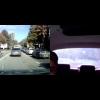 Мотоциклист сбивает полицейского в Сочи