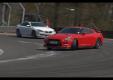 2013 Nissan GT-R против BMW Alpina B6 результат предсказуем