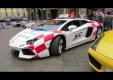 Аэропорт Болонья получает свой собственный Lamborghini Aventador