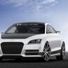 Audi TT посадили на строгую диету, чтобы он превратился в концепт Ultra Quattro