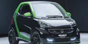 Фото Brabus smart fortwo electric drive coupe 2012